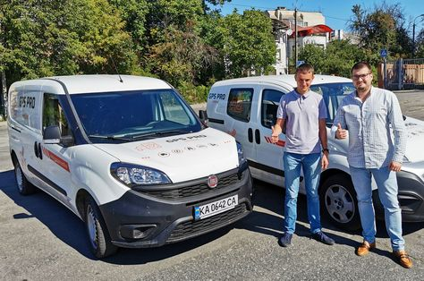Crisis as a recipe for success: How two Ukrainians save customers up to 30% on fuel